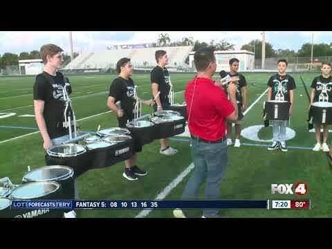 Gulf Coast High School Marching Band