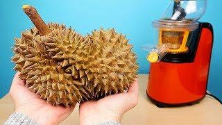 Можно ли выжать сок из Дуриана? Дуриан, Король фруктов или вонючая фигня? alex boyko