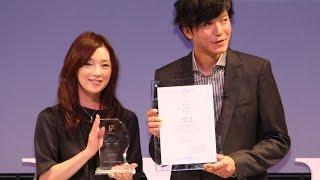 田辺誠一&大塚寧々が「プラチナ夫婦アワード」に!「GLOW 5th Anniversary Event~Dream comes true~」 #Seiichi Tanabe #Nene Otsuka