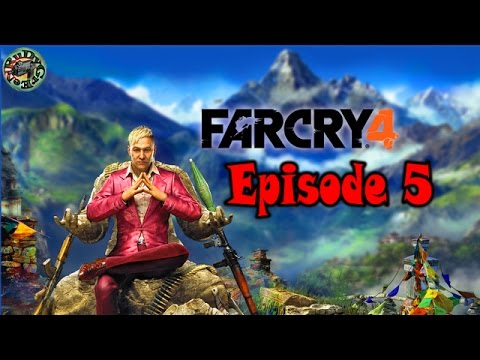 Far Cry 4 | Kathy & Rudy | Episode 5