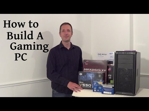 How To Build a Gaming PC 2016