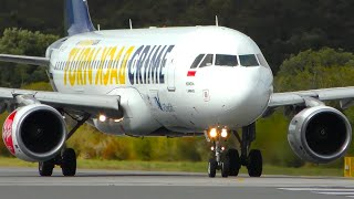 5 SUPER CLOSE UP TAKEOFFS | Perth Airport Plane Spotting