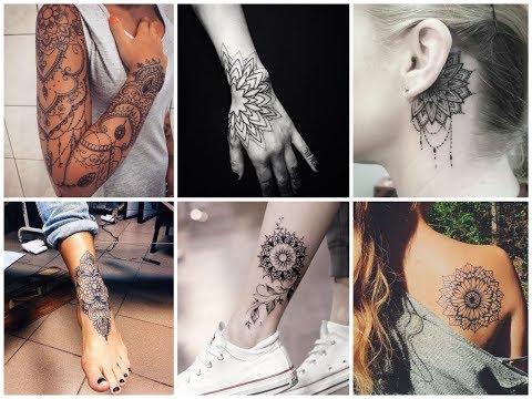 50+ Excellent Ornamental Mandala Tattoo Design