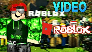 Video presentation Roblox and my channel