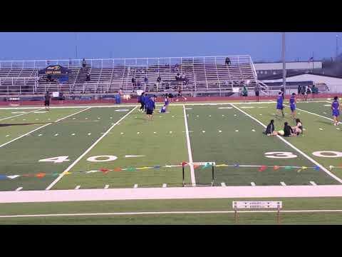 Mathew Moralez 2021 800m dash. Premont Collegiate High School