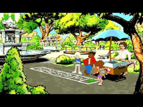 Amiga Longplay [478] The Adventures Of Willy Beamish