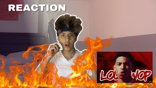 B LOU ft Stick up Starr - Faster (Official Audio) REACTION