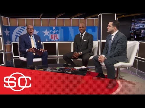 Adam Schefter anticipates 'soft market' for Adrian Peterson | SportsCenter | ESPN