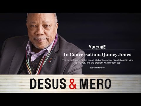 Quincy Jones Airs Out The Beatles, Trump