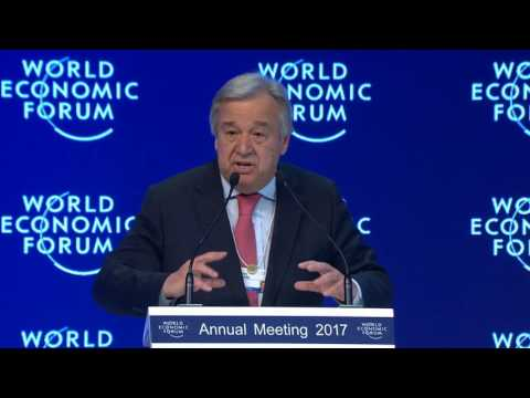 Davos 2017 - Cooperation for Peace: A New Vision for the United Nations