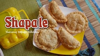 How to Make Shapale | Tibetan Food | Yummy Nepali Kitchen