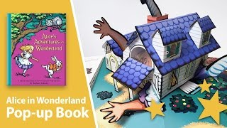 Alice au pays des Merveilles Pop-Up Livre de Robert Sabuda