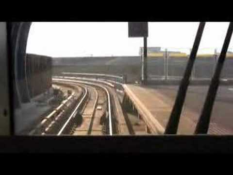 DLR Journey from King George V to Pontoon Dock