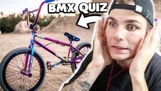 Schaffe ich das BMX QUIZ ? (darf sonst nie wieder fahren lol) 😱