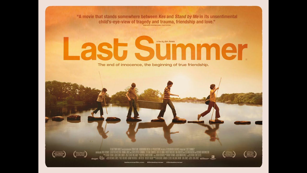 LAST SUMMER Official Trailer (...