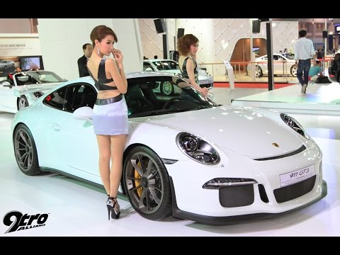 Prety Girl Cars ,, Promotion All Product Automotive Cars In Thailand,,, Motor Show