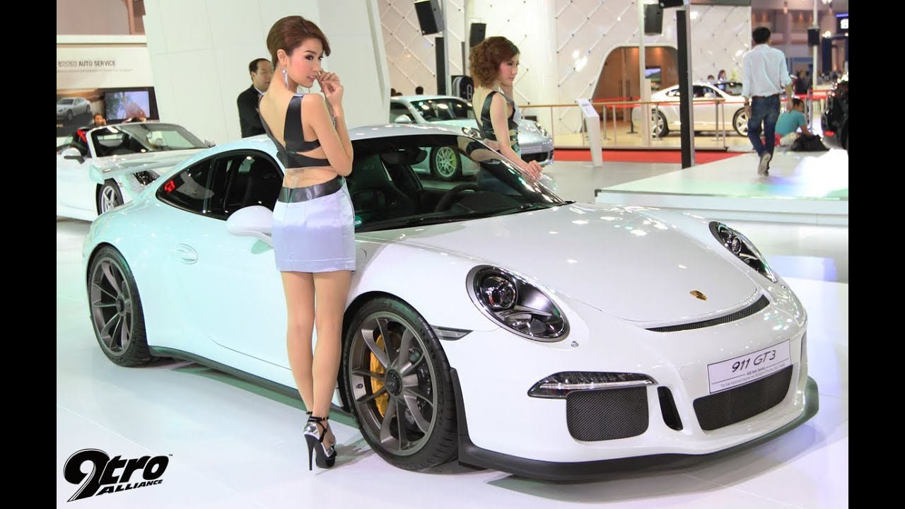 Prety Girl Cars Promotion All Product Automotive Cars In Thailand - Auto show car sales