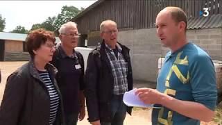 29 agriculteurs allemands en visite en Seine-Maritime