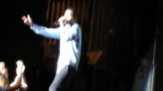 EL DEBARGE SINGS CLASSICS  @ MANN CENTER IN PHILADELPHIA, PA on 8/5/12