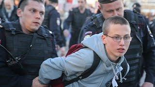 Последние новости: Москва, митинг на Болотной. Диктатура в России набирает обороты