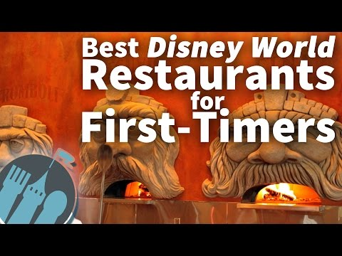 DFB Tips: The Best Disney World Restaurants for First Timers