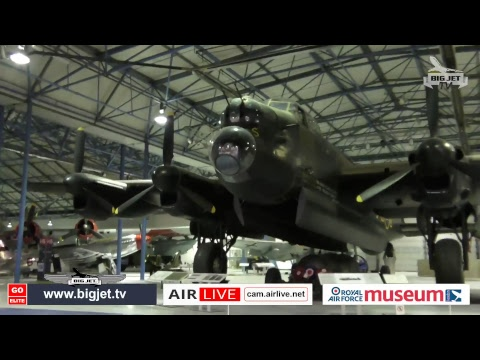 WWII Bombers LIVE! RAF Museum London [6/2/19]