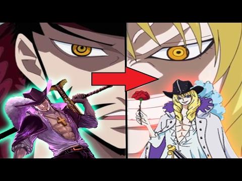 One Piece - Mihawk Secret Swordsmanship [One Piece Chapter 856+ Spoilers]