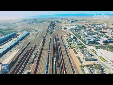 Germany's Porsche Uses China-Europe Freight Trains For Export To China