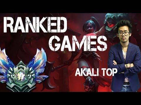Akali Top - Ranked Team FUREUR - ROBERT ROS MVP ! - By LRB [Replay 18 Mai 2014]
