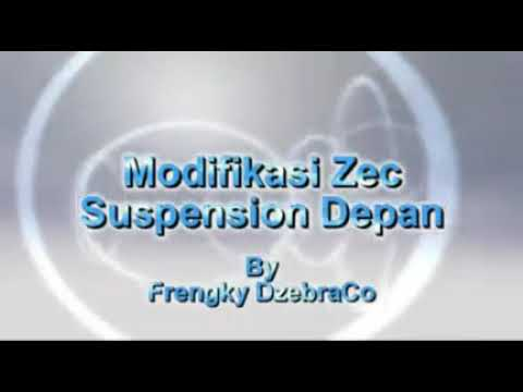 Modif suspensi belakang Espass