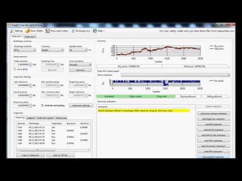 Bitcoin Trading Bot  BTC-E, Cryptsy, CampBX, Bitstamp, BTCChina