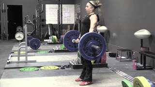 Catalyst Athletics Olympic Weightlifting 4-28-14