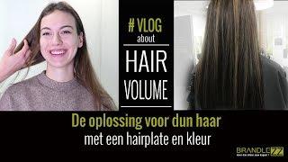 De oplossing voor dun haar!