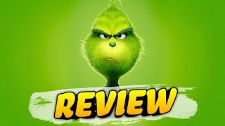 The Grinch - Review!