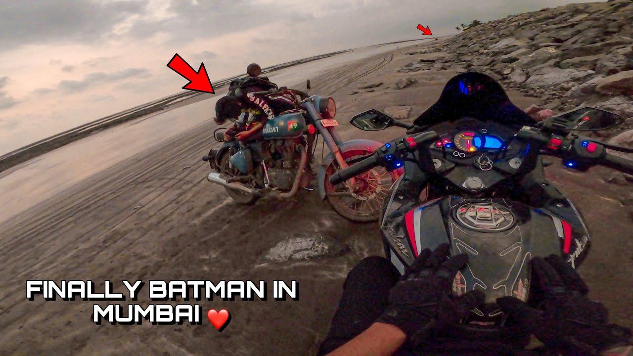 Akhir Kar Batman Mumbai Ponch gya 😍