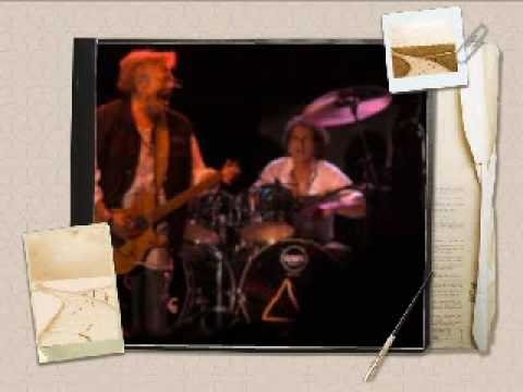 Leslie West & Steve Knight - Silver Paper - LIVE JAM!