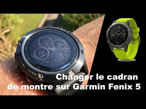 3 GRATUIT CADRAN TÉLÉCHARGER GARMIN MONTRE FENIX
