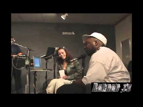 HELL RELL  & TRAE THE TRUTH  ON SATELLITE RADIO W/ DJ SELF PLUS FULL FREESTYLE