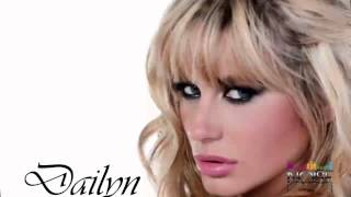 Ya te Olvidé - Dailyn Curbelo - Versión Salsa - Pista Karaoke