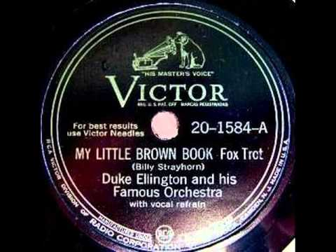 Duke Ellington & His Famous Orch. My Little Brown Book (RCA Victor 20-1584, 1942)
