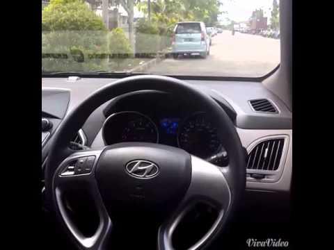 HYUNDAI tucson 2013 interior review & style