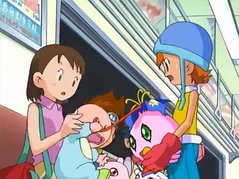 Watch Digimon Adventure 02 Episodes Online