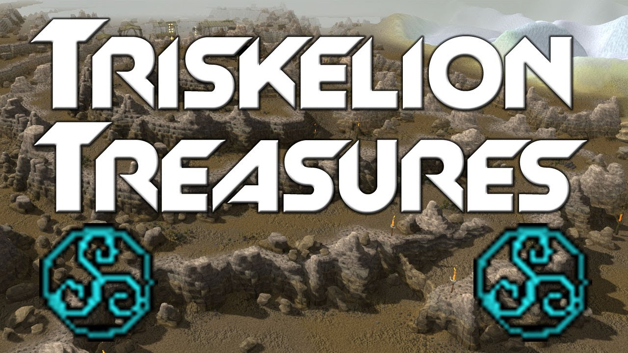 Triskelion Key Opening Loot Best Ways To Get The Key Pieces