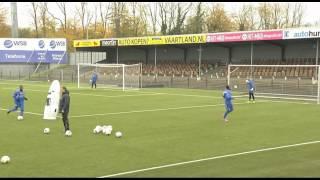 Ernie Brandts en Funso Ojo over FC Dordrecht - FC Twente