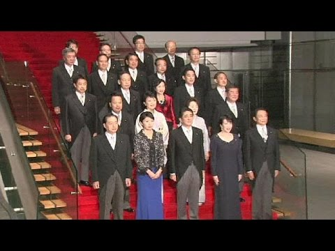 Japon : le gouvernement Shinzo Abe renouvelé