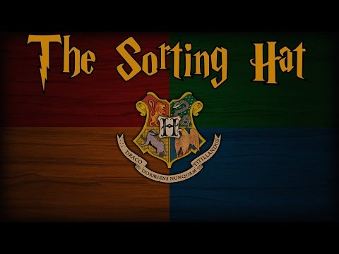 The Sorting Hat Lyrics - Harry Potter Song (RiddleTM)