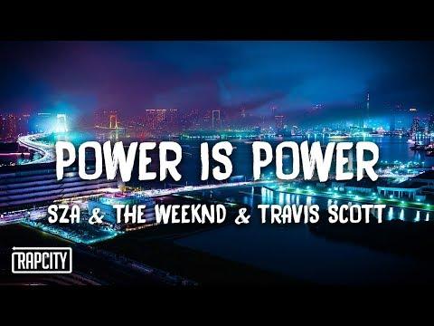 SZA, The Weeknd, Travis Scott - Power Is Power (Lyrics) Game Of Thrones