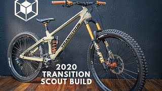NEW 2020 TRANSITION SCOUT BUILD