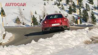 Ferrari FF tested