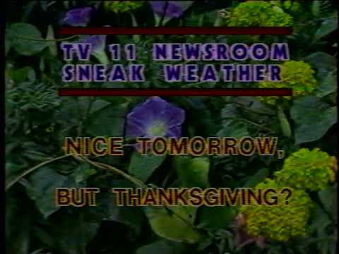 CHCH-TV 6pm News, October 7, 1982